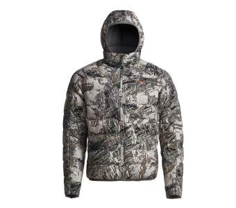 Sitka Kelvin Lite Down Jacket, Optifade Open Country