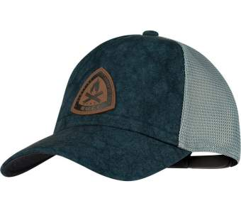Buff Trucker Cap, L/XL, Lowney Blue