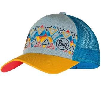 Buff Trucker Cap, Ladji Multi