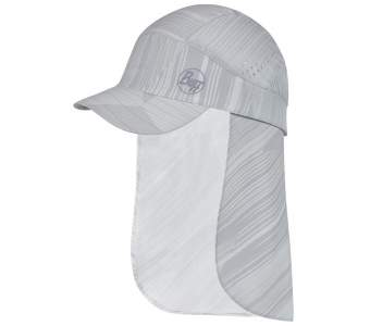 Buff Pack Sahara Cap, S-M, Grevers Light Grey