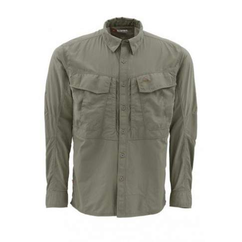 Рубашка Simms Guide Shirt, Olive