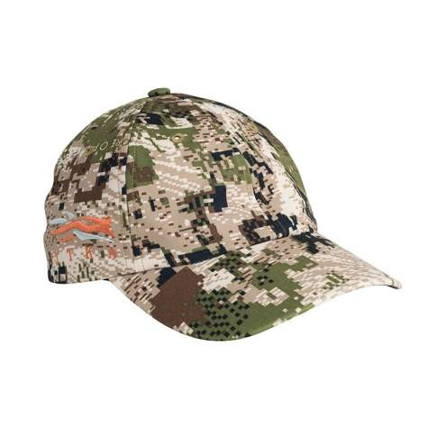 Бейсболка Sitka Cap W/Side Logo, Optifade Subalpine OSFA