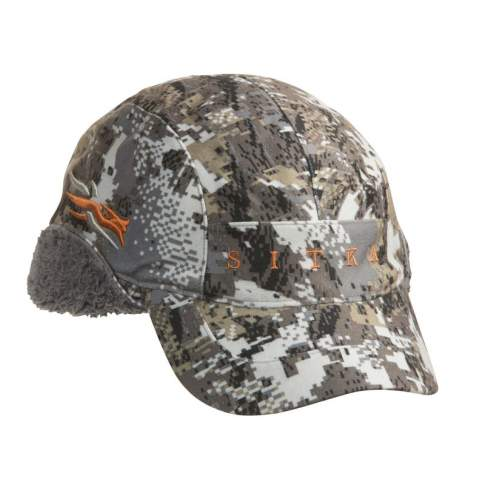 Шапка Sitka Incinerator GTX Hat, Optifade Elevated OSFA