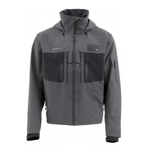 Simms G3 Guide Tactical Jacket, Carbon