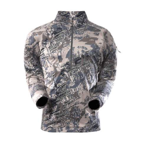 Sitka Merino Core Zip-T, Optifade Open Country