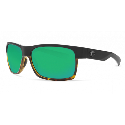 Очки Costa, Half Moon, Green Mirror 580P, Shiny Tortoise Frame
