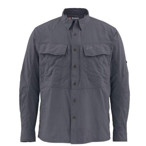 Рубашка Simms Guide Shirt, Nightfall