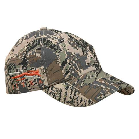Бейсболка Sitka Cap W/Side Logo, Optifade Open Country