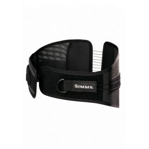 Simms Back Magic Wading Belt, Black