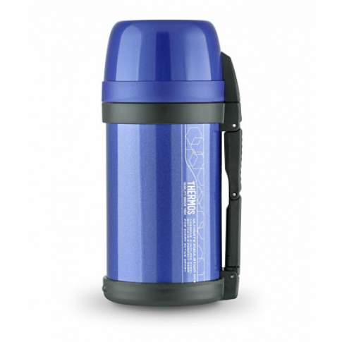 Thermos FDH-2005 MTB Vacuum Inculated Bottle, Blue (1,4л)