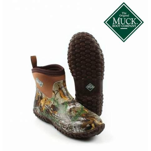 Muck Boot Muckster II Ankle, Realtree Xtra