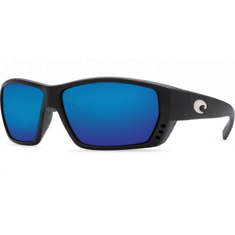 Costa Tuna Alley, Blue Mirror 580P, Black Frame