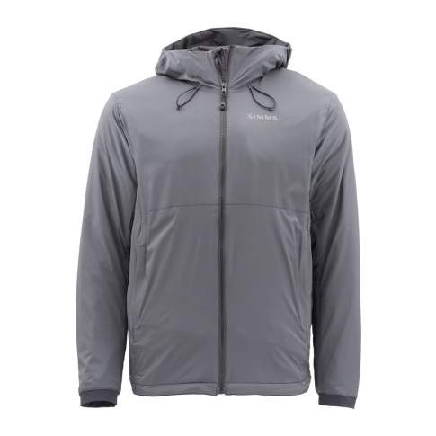 Simms MidCurrent Hooded Jacket, Raven