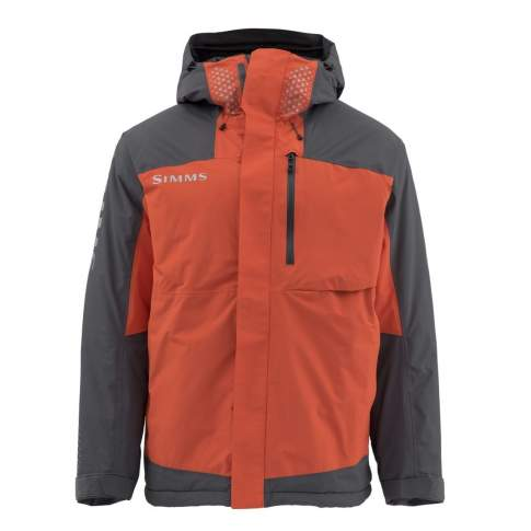 Simms Challenger Insulated Jacket, Flame