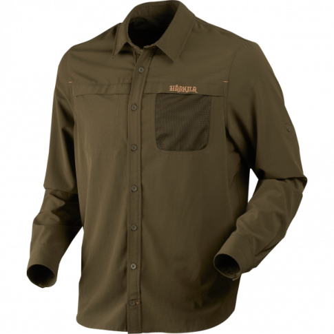 Harkila Herlet Tech Shirt, Willow Green