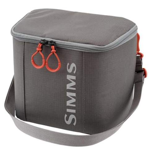 Simms Padded Organizer Gear Bag, 6L, Gunmetal