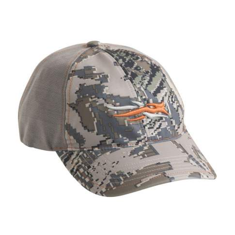 Sitka Stretch Fit Cap, Optifade Open Country