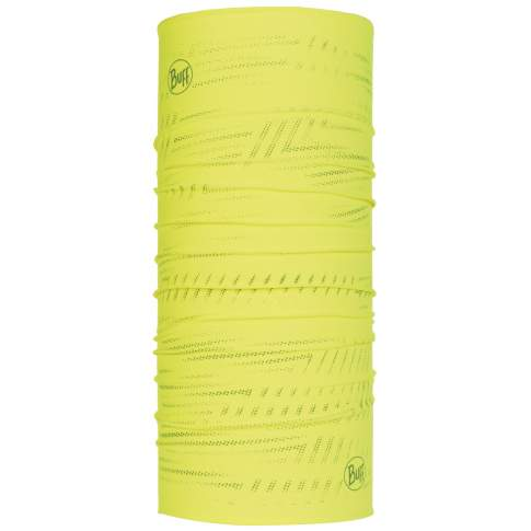 Buff CoolNet UV+ Reflective Neckwear R-Yellow Fluor