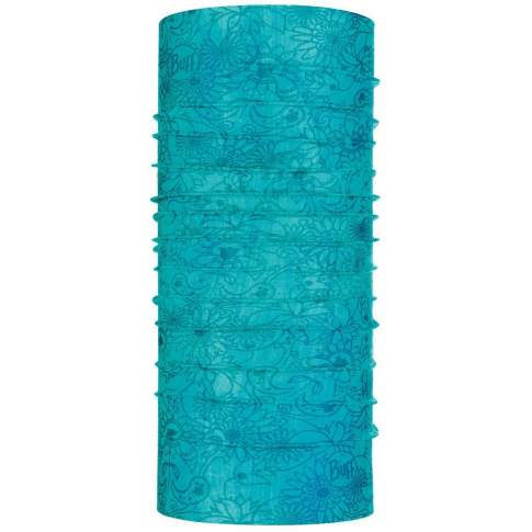 Buff CoolNet UV+ with InsectShield Neckwear Surya Turquoise