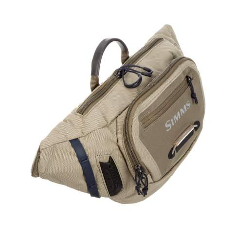 Simms Freestone Tactical Hip Pack, 6L, Tan