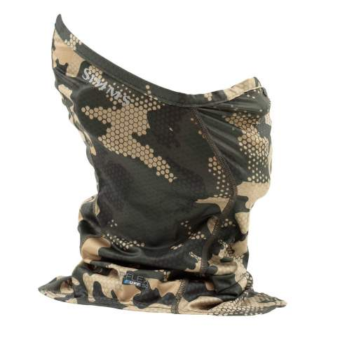 Simms BugStopper Sungaiter, Hex Flo Camo Timber