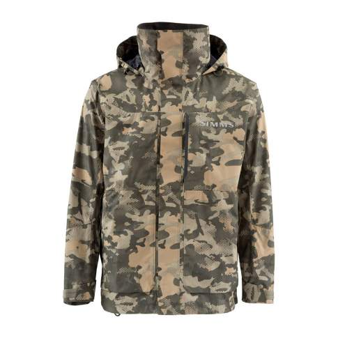 Simms Challenger Jacket '20, Hex Flo Camo Timber