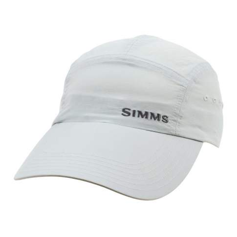 Simms Superlight Flats Cap LB, Sterling