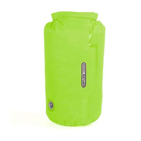 Ortlieb Ultra Light Dry Bag PS10 valve 7L, Light Green