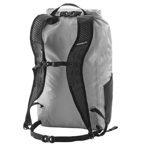 Ortlieb Light Pack TWO 25L, Light Grey