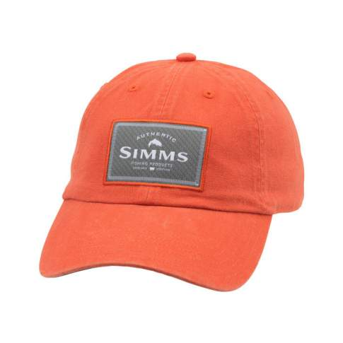 Simms Single Haul Cap, Flame