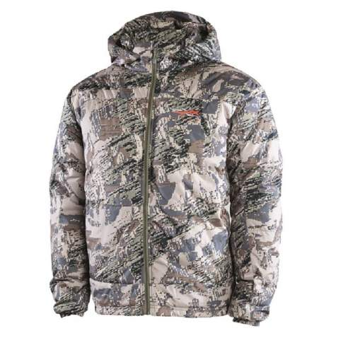 Sitka Kelvin Down WS Hoody, Optifade Open Country