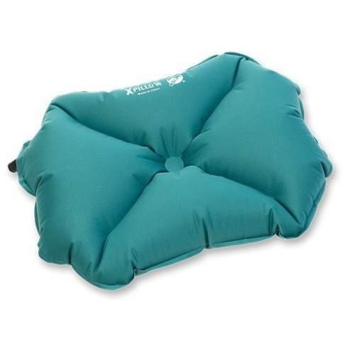 Klymit Pillow XL Green, зелёный
