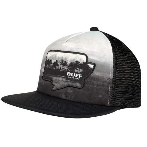 Buff Trucker Cap, L/XL, Sendel Black