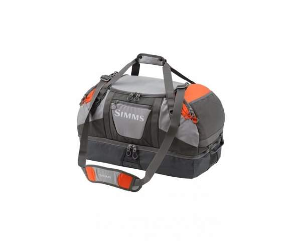 Сумка Simms Headwaters Gear Bag, 90 L, Charcoal 10856-011-00
