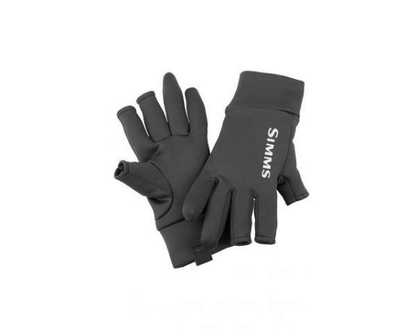 Перчатки Simms Tightlines Glove, Black