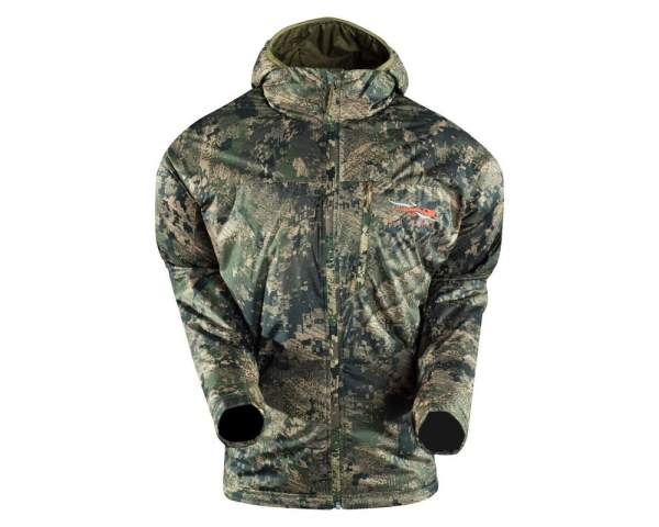 Куртка Sitka Kelvin Lite Hoody, Optifade Ground Forest