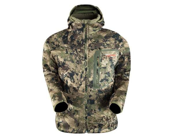 Толстовка Sitka Traverse Cold Weather Hoody, Optifade Ground Forest