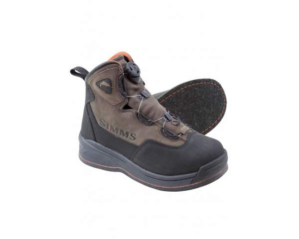 Ботинки Simms Headwaters BOA Boot Felt, Dark Olive