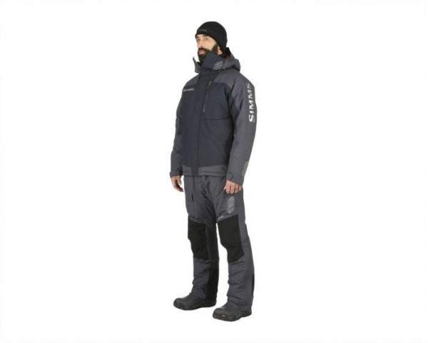 Куртка Simms Challenger Insulated Jacket, Black