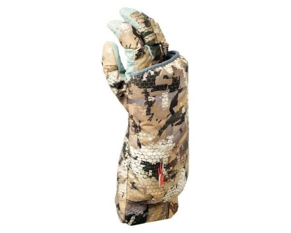 Перчатка-муфта Sitka Callers Glove Right, Optifade Waterfowl