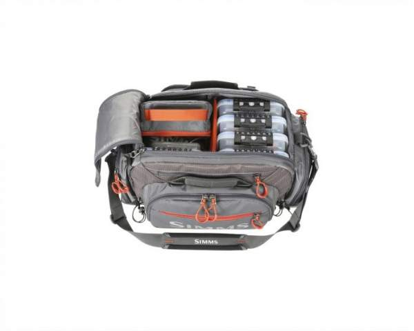 Сумка Simms Challenger Ultra Tackle Bag, Anvil 12269-025-00