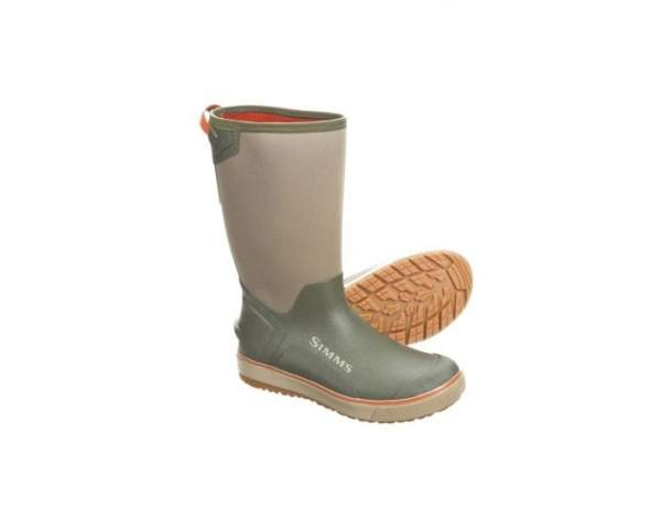 Сапоги Simms Riverbank Pull-On Boot, Loden