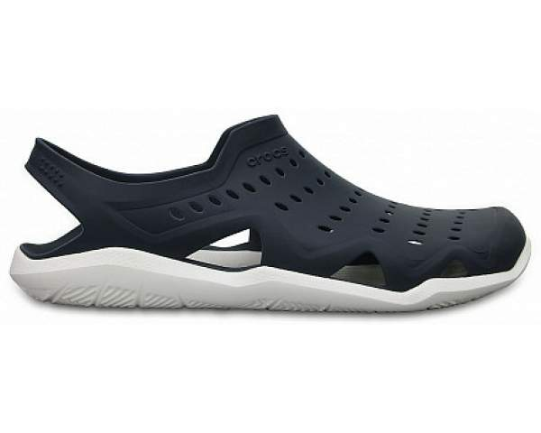 Сандалии CROCS Swiftwater Wave Shoe M Navy-White