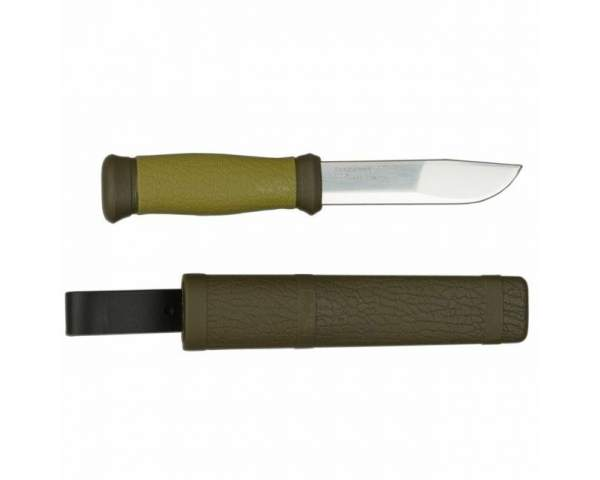 Нож MORA Outdoor 2000, Green 10629