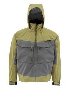 Simms G3 Guide Jacket, Army Green