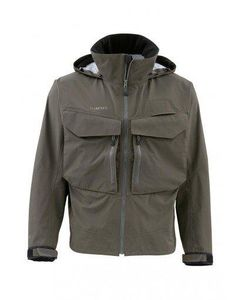 Simms G3 Guide Jacket, Dark Olive