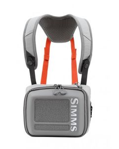 Сумка Simms Waypoints Chest Pack, Gunmetal
