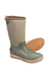Simms Riverbank Pull-On Boot, Loden