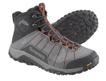 Simms Flyweight Boot, Steel Grey