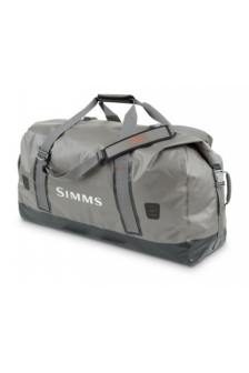Сумка Simms Dry Creek Duffel, 100 L. Medium, Greystone